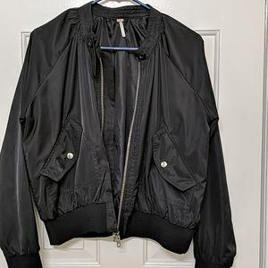 Free People Bomber Jacket